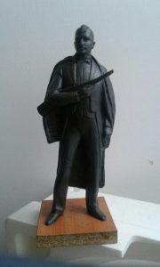 Проєкт пам'ятника Василю Сліпаку від скульптора Анатолія Гайдамаки фото2