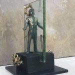 Проєкт пам'ятника Василю Сліпаку від скульптора Олексія Пергаменщика фото 4