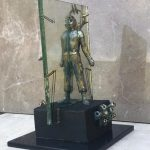 Проєкт пам'ятника Василю Сліпаку від скульптора Олексія Пергаменщика фото 5