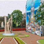Проєкт пам'ятника Василю Сліпаку від скульпторів Михайла Горлового та Олександра Фурмана фото 9