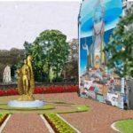 Проєкт пам'ятника Василю Сліпаку від скульпторів Михайла Горлового та Олександра Фурмана фото 10